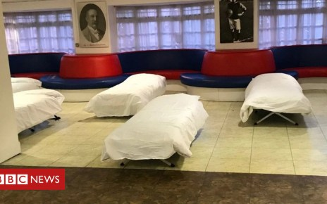 105245919 1eed2ebf 5f12 4bbe 8525 52524a14500b - Crystal Palace to shelter homeless at Selhurst Park stadium