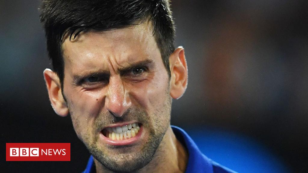 105267109 djokovic5 - Novak Djokovic's war memories make him fund childhood research