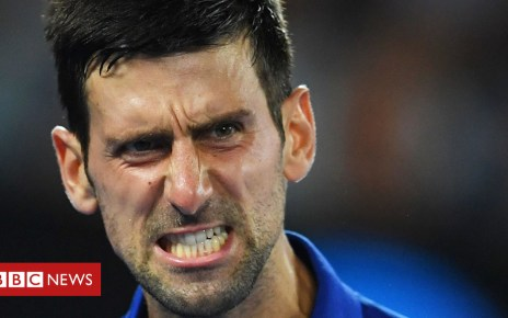 105267109 djokovic5 - Novak Djokovic's war memories make him fund childhood research