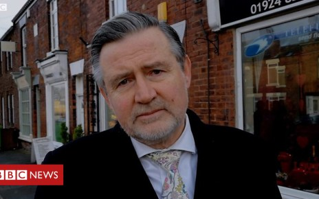 105268053 p06ypfmy - Labour's Barry Gardiner says the party would vote for another EU referendum