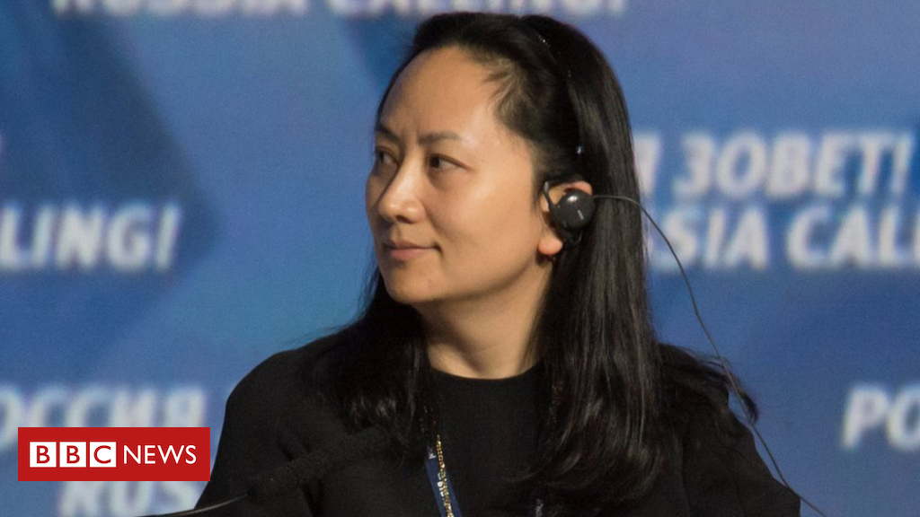 105288325 hi051026370 - Meng Wanzhou: US to 'move ahead with Huawei executive extradition'