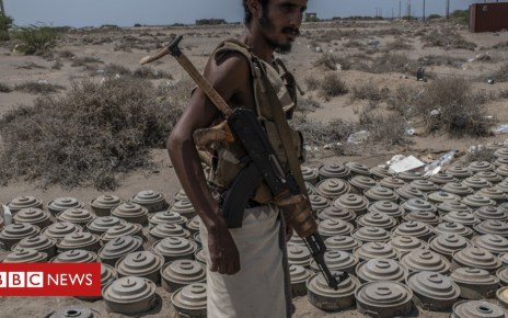 105294980 5fa643e8 a14d 4e17 83aa 88b2a80728d9 - Yemen war: Accidental blast kills foreign demining experts