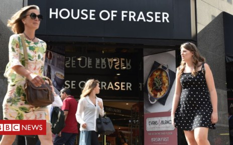 105295531 hof getty - Four more House of Fraser stores saved