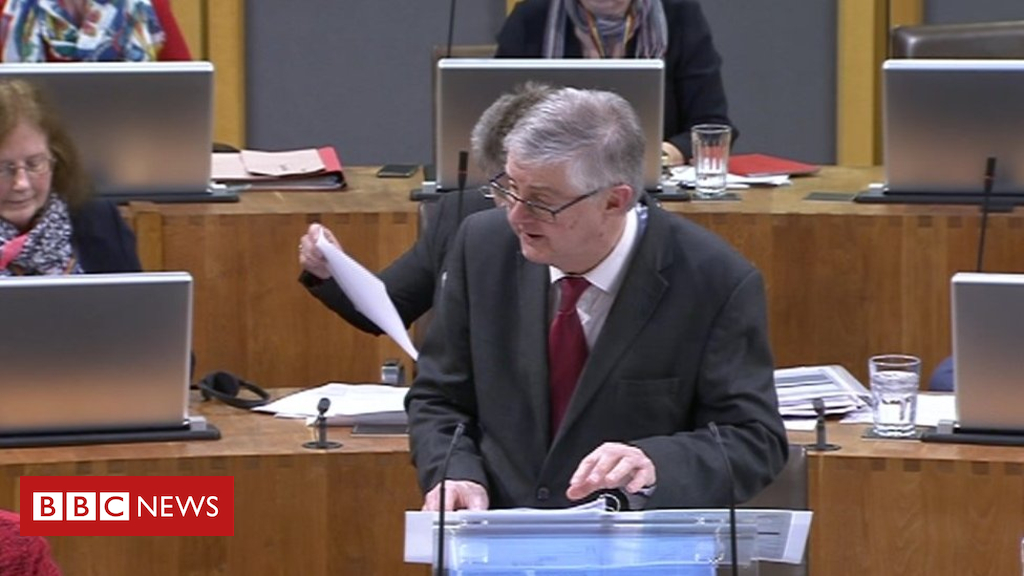 105295803 mediaitem105295802 - Mark Drakeford to back EU vote if Brexit not resolved in seven days