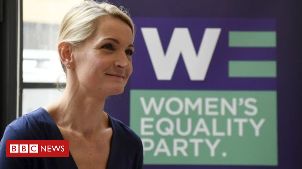 105296943 sophiewalker - Women's Equality Party: Sophie Walker quits as leader