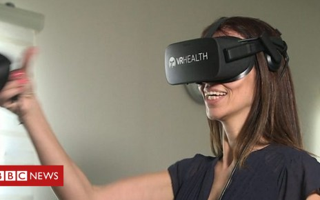 105305043 p06ysggm - How virtual reality can help you manage pain
