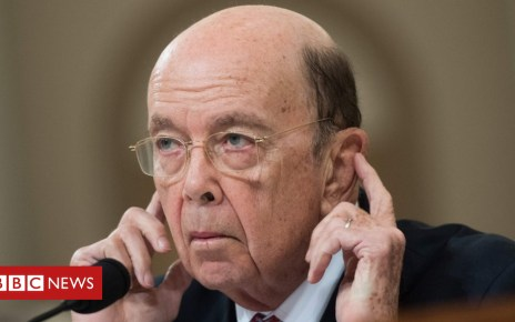 105337903 051877285 - US shutdown: 'Out of touch' Wilbur Ross mocked online