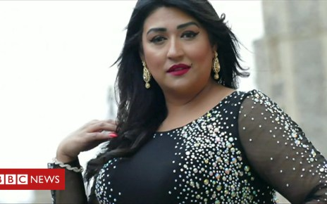 105356513 p06z6zc4 - Plus-size beauty queen: 'Pageants rebuilt my life'
