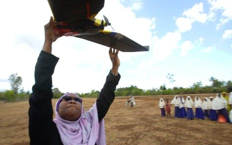 p06xr0fp - The drone pilot whose maps are saving lives in Zanzibar