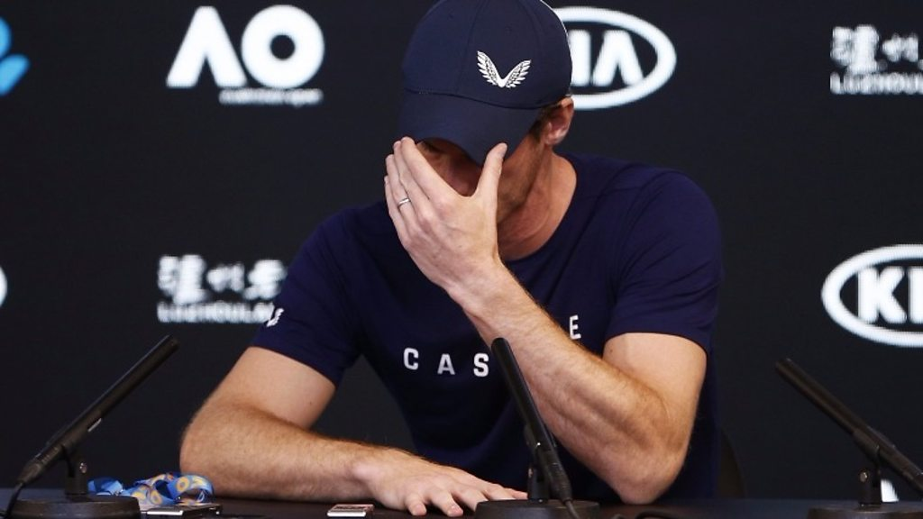 p06xt0j3 - Andy Murray: Why I say he's Britain's greatest sportsman