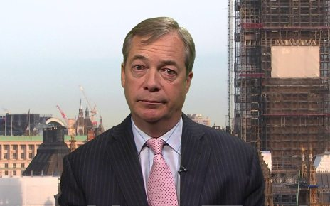 p06yg7jw - Farage seeking 'new party' in case UK fights Euro elections