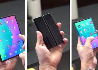 p06yvwfg - Xiaomi reveals fold-in-three smartphone