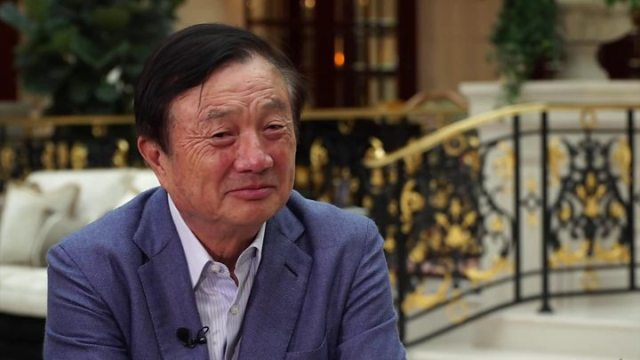 The US cannot crush us says Huawei founder - China accuses detained Canadians of spying