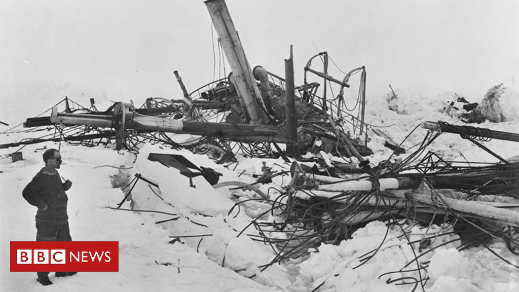 100770490 3 - Endurance: Search for Shackleton's lost ship begins