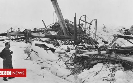 100770490 3 - Endurance: Search for Shackleton's lost ship begins