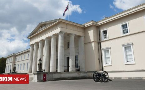 103066312 gettyimages 526366414 - Officer cadets 'waterboarded' Sandhurst colleague