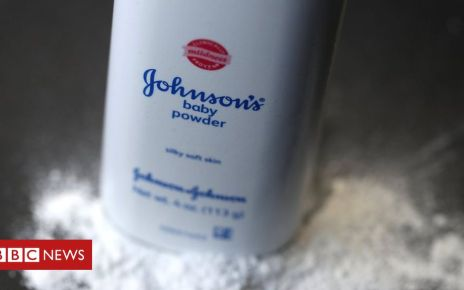 104811224 gettyimages 998003060 - Johnson & Johnson in US probe over baby powder claims