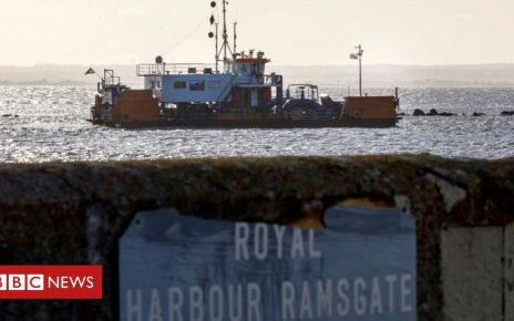 105116348 ramsgategettyimages 1079375498 - Decision on Ramsgate Brexit port funding on hold