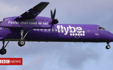 105141167 77b313f5 ab37 450c 9b2e 6a029fe0530d - Flybe will wind up airline if shareholders reject sale