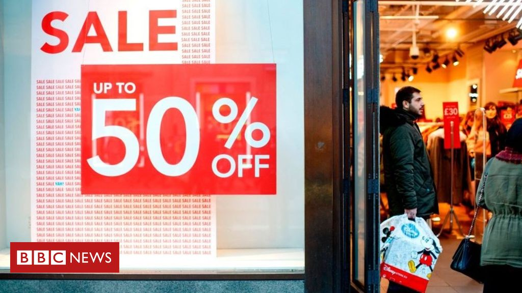 105232047 xmasgettyimages 1072661674 - UK retail sales rise again in February