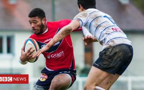 105423370 p06zm465 - French rugby players' deaths raise concern over safety