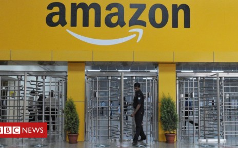 105426443 gettyimages 843734818 - Amazon forced to pull products in India as new rules bite