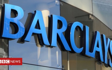 105429910 barclays sign pa - Seven councils sue Barclays over £500m loans