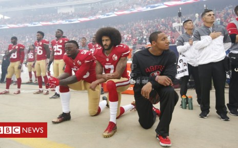 105437050 gettyimages 635802778 - Take A Knee: Aspiring NFL players on Colin Kaepernick's protests