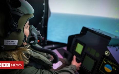 105463753 cockpit - RAF pilots get new G-force training centre