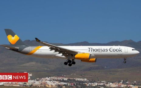 105545764 gettyimages 952501862 - Thomas Cook considers sale of airline