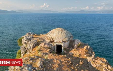 105547779 dl adjust hackman 160802 6151 new cover - The Albanian bunkers built in the midst of the Cold War