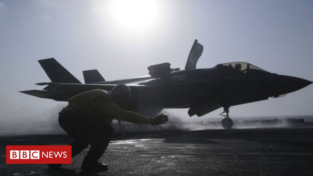 105555605  103824478 gettyimages 1041953448 - Row over plans to build school near RAF Lakenheath