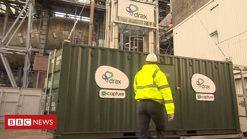 105556647 mediaitem105556431 - Climate change: UK carbon capture project begins