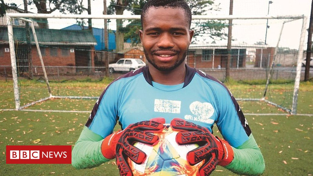 105578772 p070czsg - South Africa football: 'Being openly gay has held my career back'