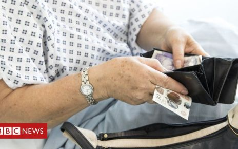105591324 gettyimages 1094626474 - Patients owe Scots NHS £3.2m in treatment costs