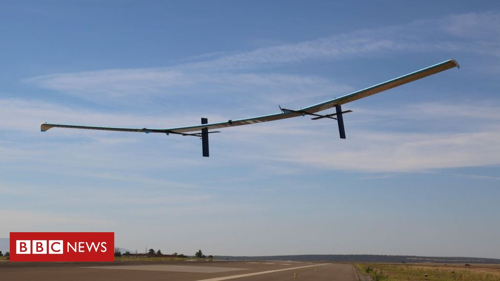 105598178 mediaitem105598175 - Ordnance Survey to launch mapping drone