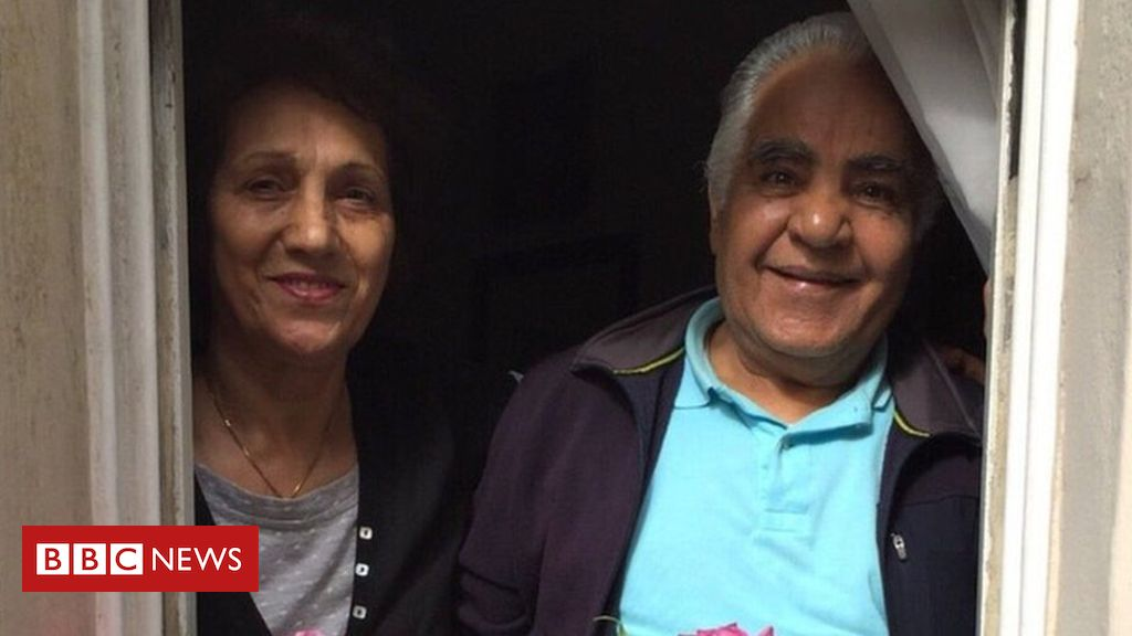 105604305 image 1 - 'Frail' Edinburgh couple granted leave to stay in UK