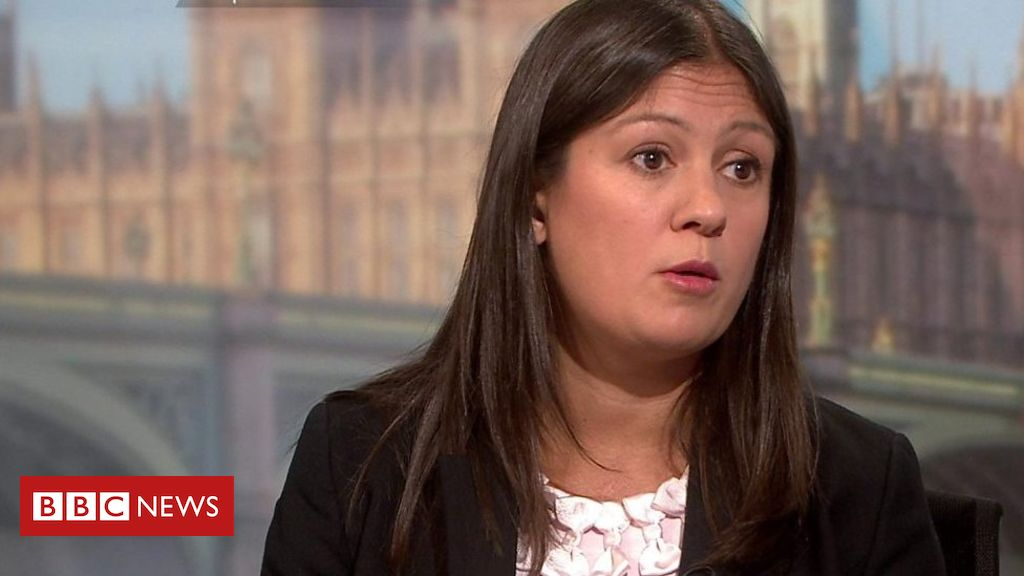 105604355 p070ktq8 - 40-60 Labour MPs could back Brexit bill - Nandy