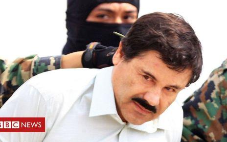 105620595 mediaitem105620594 - El Chapo trial: Five facts about Mexican drug lord Joaquín Guzmán