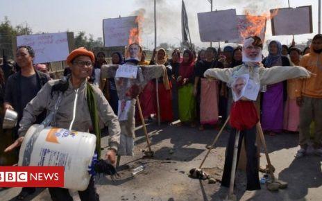105631113 a8dd49a5 f018 4108 b74f 520eb77a9031 - India citizenship bill dropped amid protest