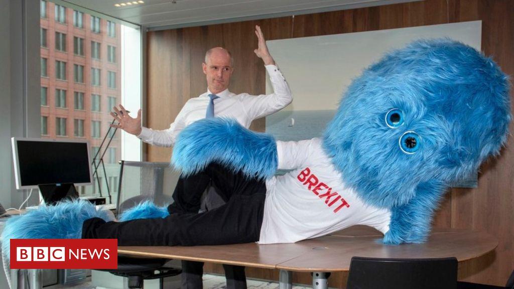 105644256 mediaitem105644254 - Brexit 'muppet' urges Dutch to prepare