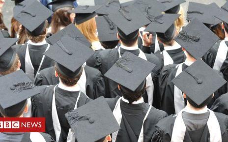 105650278 graduationhighres - Peterborough University delay 'a kick in the teeth'