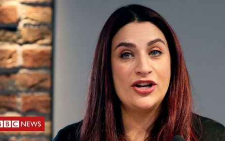 105689910 luciana berger afp - Seven MPs resign from Labour party