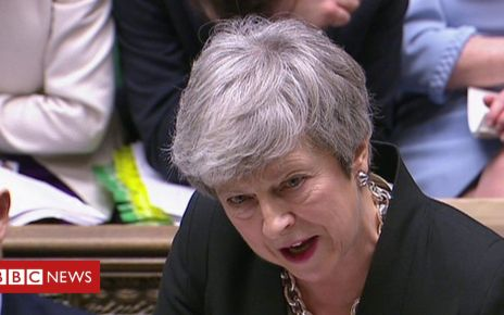105723294 p071h56s - PMQs: Corbyn and May on Brexit, Churchill and Hatton