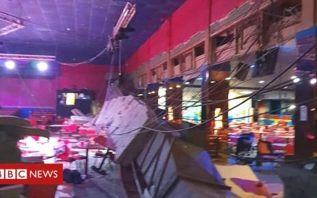105731007 51978457 2270490126547794 4090686243241721856 n - Pontins roof collapse 'like bomb going off'