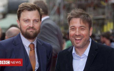 105734317 iainmorris landdamonbeesleygettyimages 453239616 - Inbetweeners creators writing BBC premiere league show
