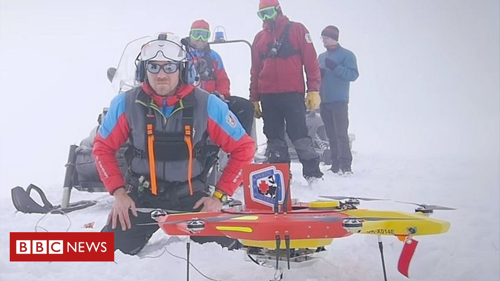 105741739 mediaitem105741737 - The snow patrol drones saving skiiers from an icy death