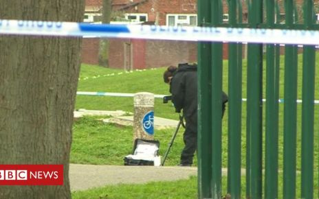 105754821 mediaitem105754820 - Man charged over Portsmouth police officer park stabbing