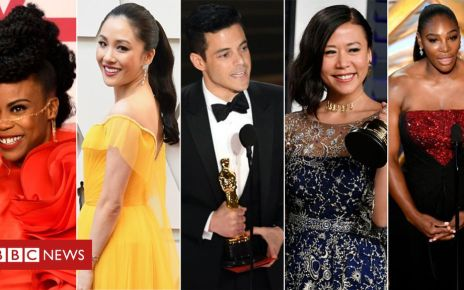 105793896 inspired - The Oscars in quotes