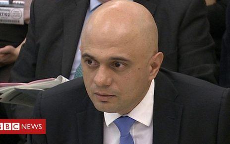 105824080 p0722vgd - Javid's surprise over EU citizens move